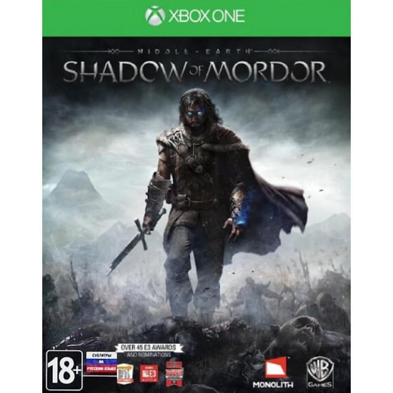 Диск для Xbox ONE Средиземье: Тени Мордора
