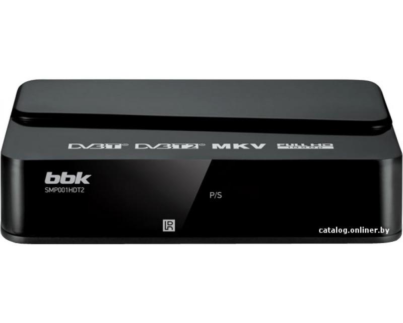 Тв-приставка BBK SMP001HDT2