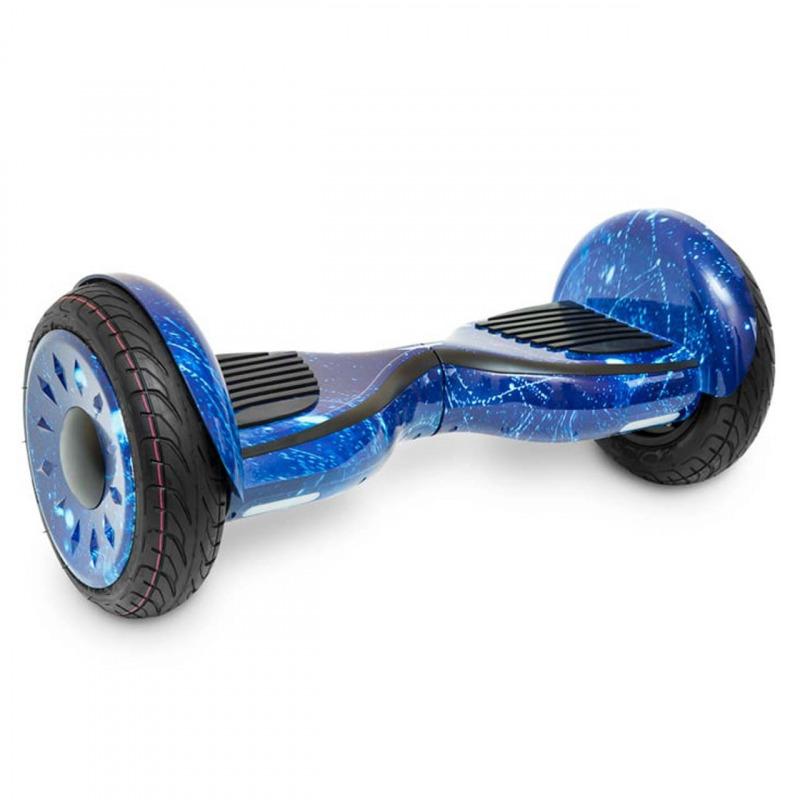 Гироскутер Smart Wheel SUV 10 «Синий космос»