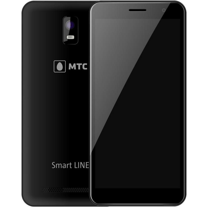 Смартфон МТС Smart Line 1/8Gb Black