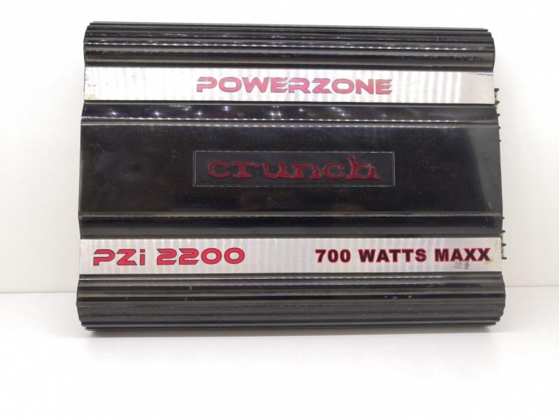 Автомобильный усилитель Crunch Pzi 2200 700w