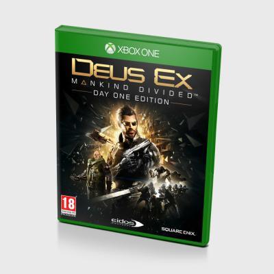 Диск для Xbox One Deus Ex