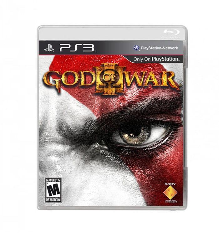 Диск для PS3 God of War