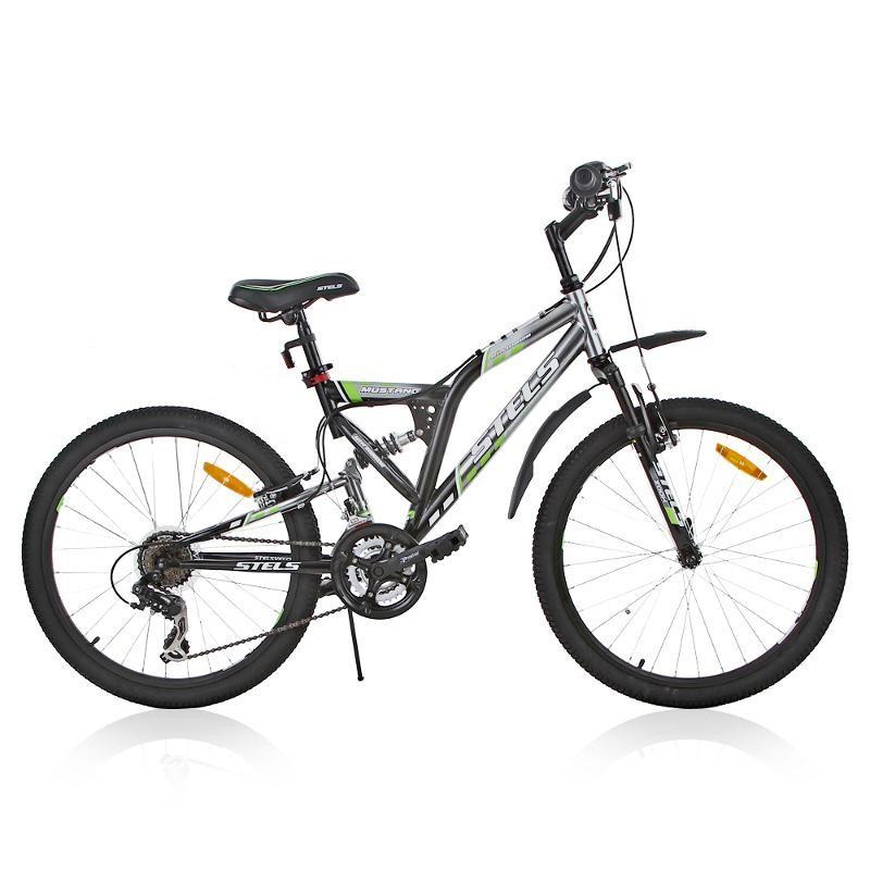 Подростковый горный (MTB) велосипед STELS Mustang V 24