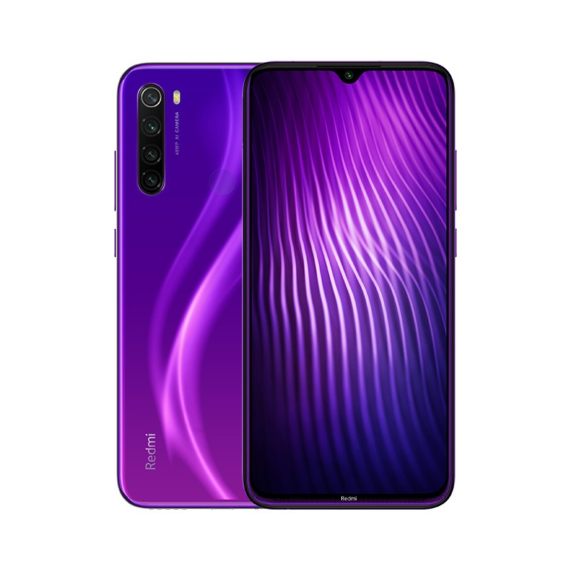 Смартфон Xiaomi Redmi Note 8 4/64GB