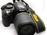 Nikon D3100  18-105 VR kit + сумка