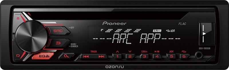 Автомагнитола Pioneer DEN-1900UB