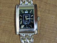 """Часы """"НИКА"""" с золотым браслетом. муж. Золото 585 (14K) вес 63.73 г"""