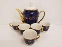 Чайник и 5 чашек Городницкий ФЗ
