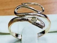 Кольцо Золото 585 (14K) вес 2.80 г