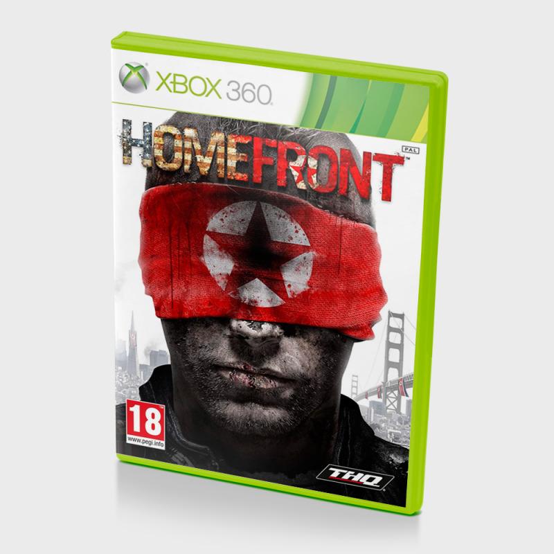 Диск для Xbox 360 HomeFront