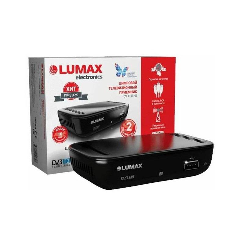 Цифровая приставка Lumax