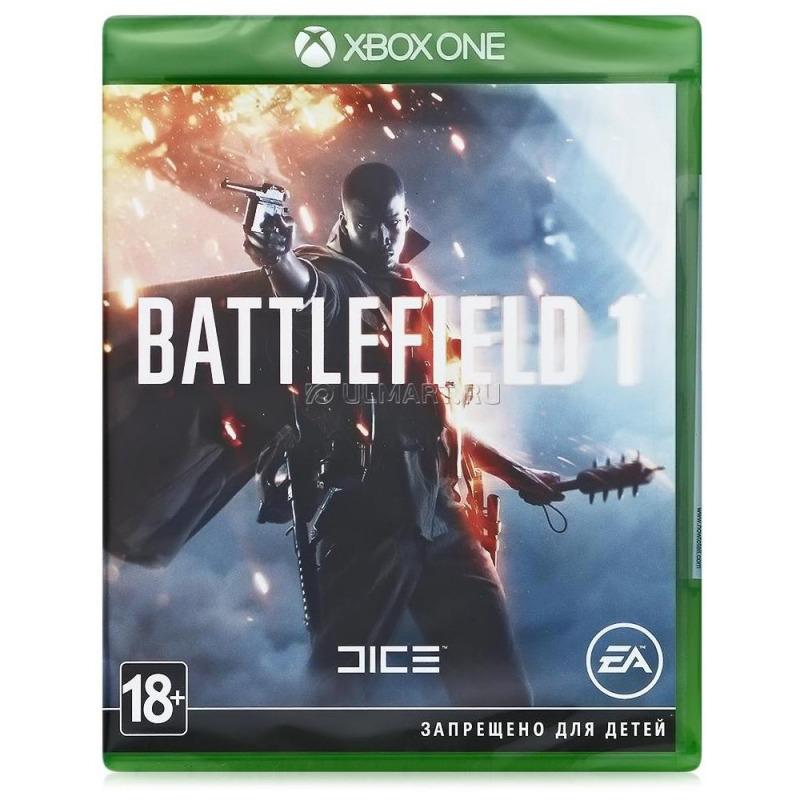 Диск для Xbox One Battlefield 1