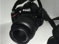 Ф/т Nikon D5100 Kit, б/у, п/ц,з/у, вспышка, 2 объектива(станд.и Nikon 50mm f/1.8G AF-S Nikkor), в сумке