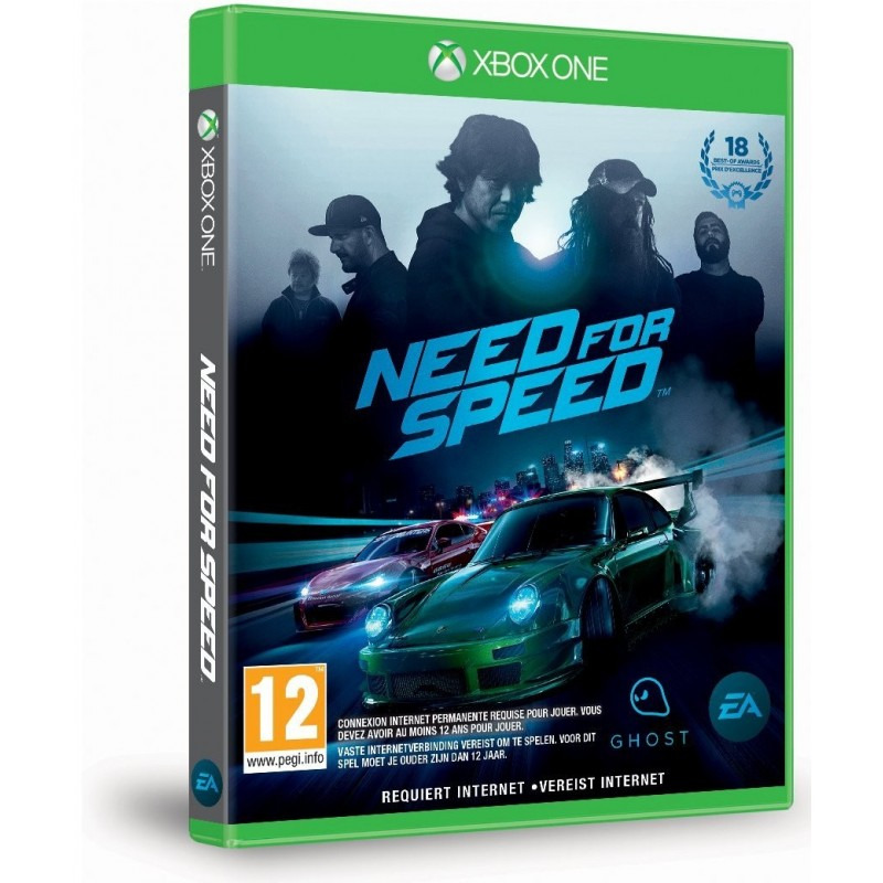 Диск для Xbox One Need for Speed
