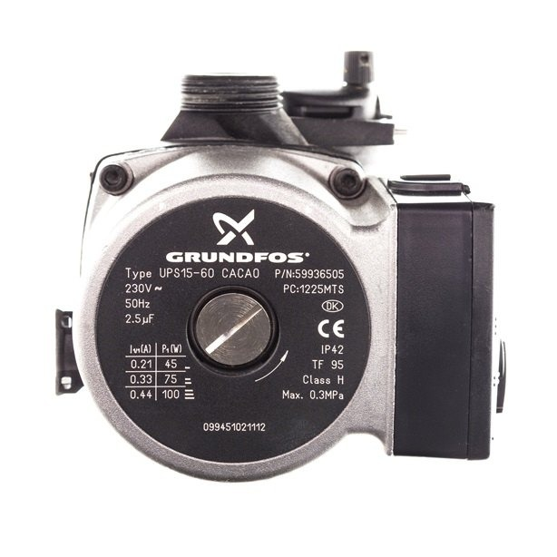 Циркуляционный насос Grundfos UPS 15-60