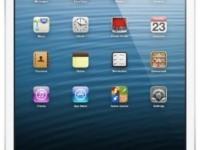 Планшет есть небольшой скол в углу Apple iPad mini WiFi 16 GB (белый)