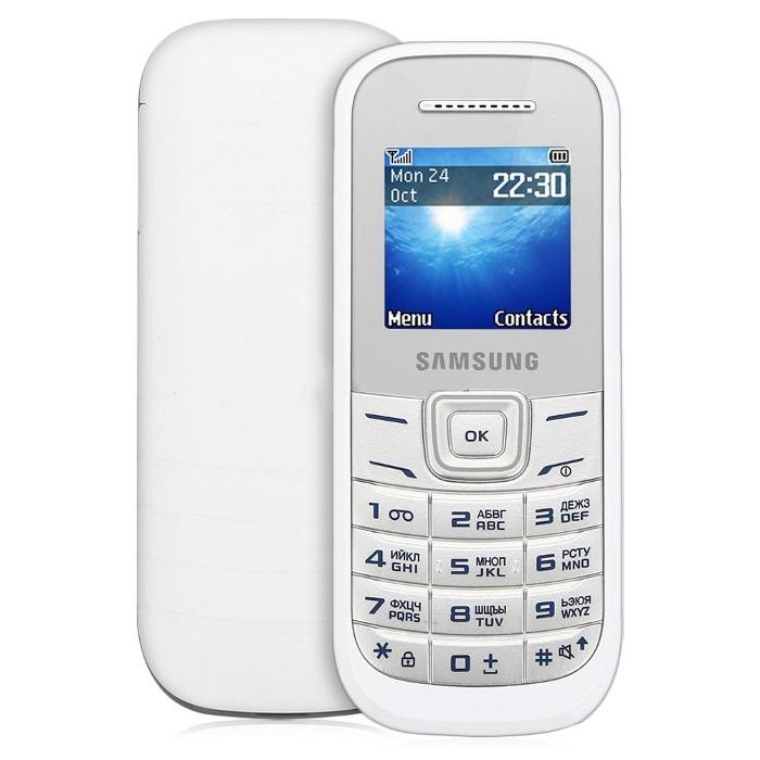 Телефон Samsung GT-E1200