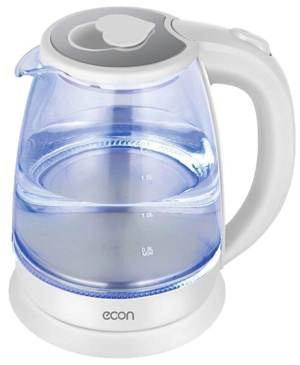Чайник ECON ECO-1731KE стекло