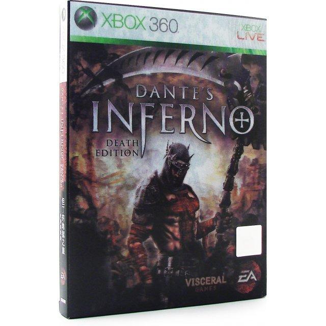 Диск для Xbox 360 Dantes Inferno