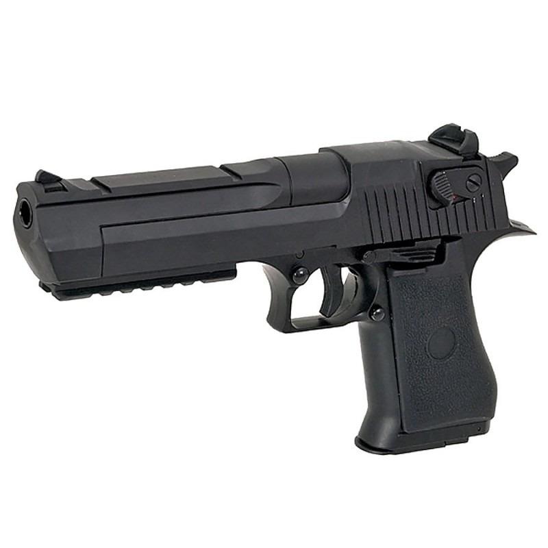 Страйкбольный пистолет Cyma Desert Eagle AEP