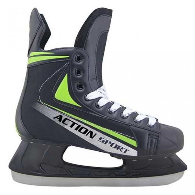 Хоккейные коньки Action Sport