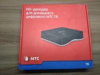 HD-декодер для домашнего цифрового МТС ТВ DCD2304