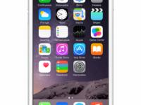 Телефон iPhone 6 серый космас с з/у