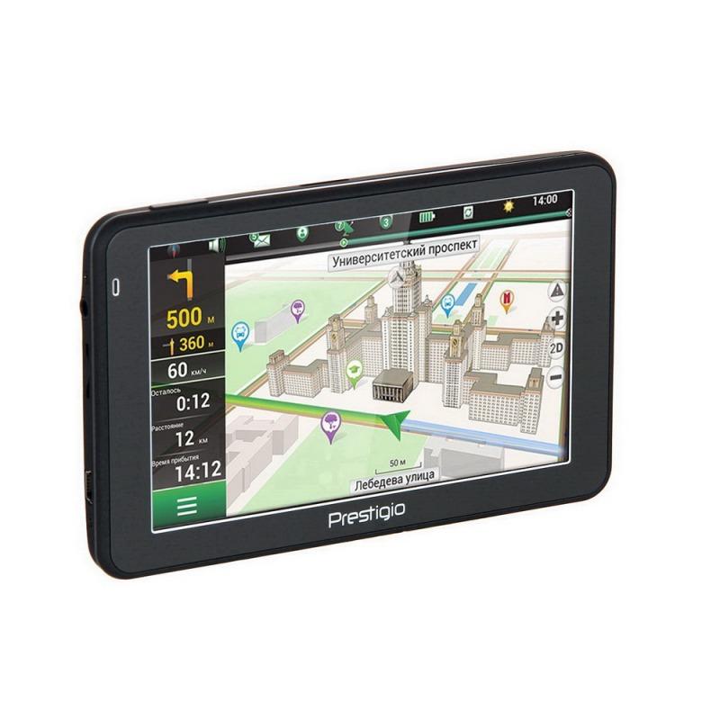 GPS-навигатор Prestigio GeoVision 5068 Navitel