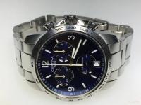 Часы наручные Certina ds podium c001417a,на браслете,т-синий циферблат,коцки по базелю,б/у,п/ц
