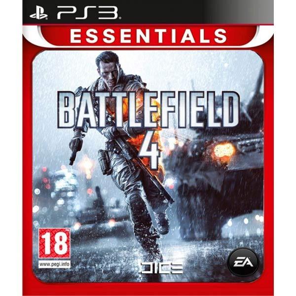 Диск PS3 Battlefield 4