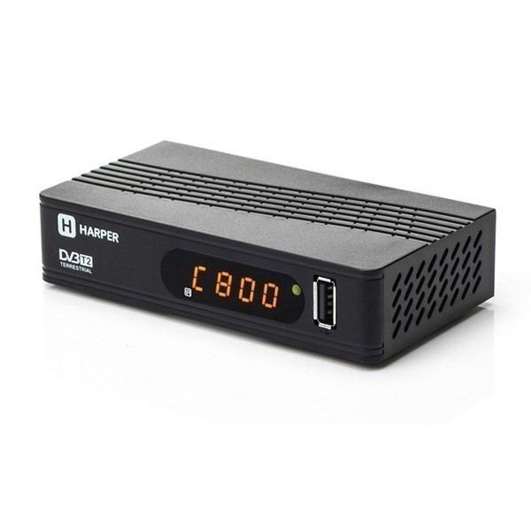 Цифровая ТВ-приставка HARPER HDT2-1514