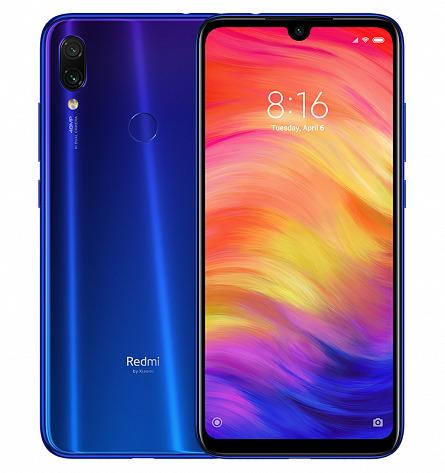 Мобильный телефон Xiaomi Redmi Note 7 4/64Gb