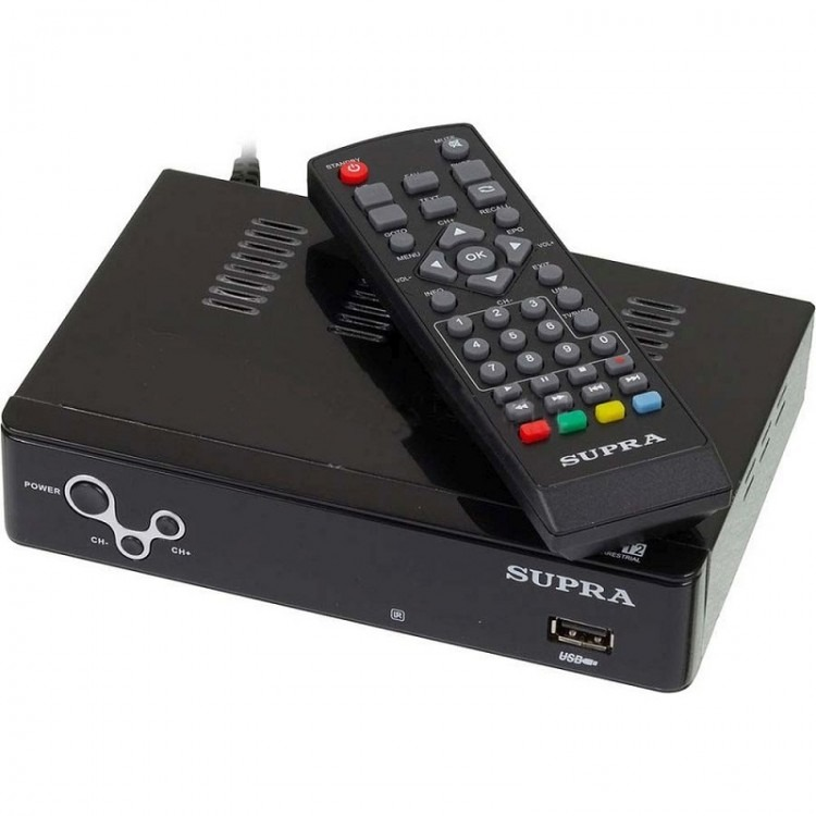 TV-тюнер SUPRA SDT-99
