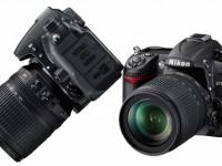 Фотоаппарат Nikon D7000 б/у п/ц с з/у 2 объектива 18-55 и 70-300мм