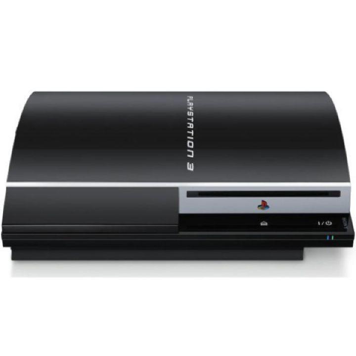 Игровая приставка Sony PlayStation 3 80 ГБ