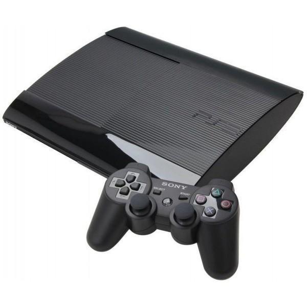 Игровая приставка Sony PlayStation 3 Slim 500GB