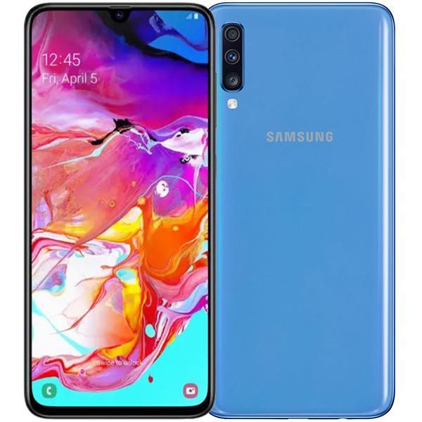 Мобильный телефон Samsung Galaxy A70 (2019) 128Gb Blue