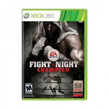 Диск для Xbox 360 Fight Night