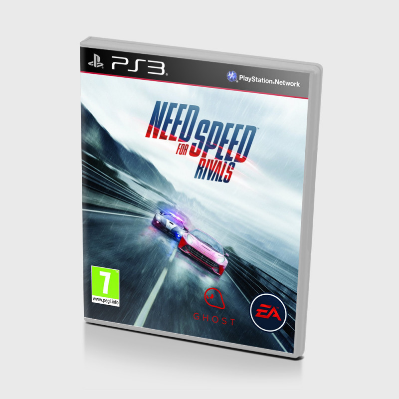 Диск для PS3 Need for Speed: Rivals