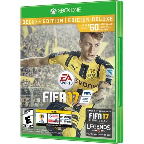 Диск XBOX ONE FIFA 17