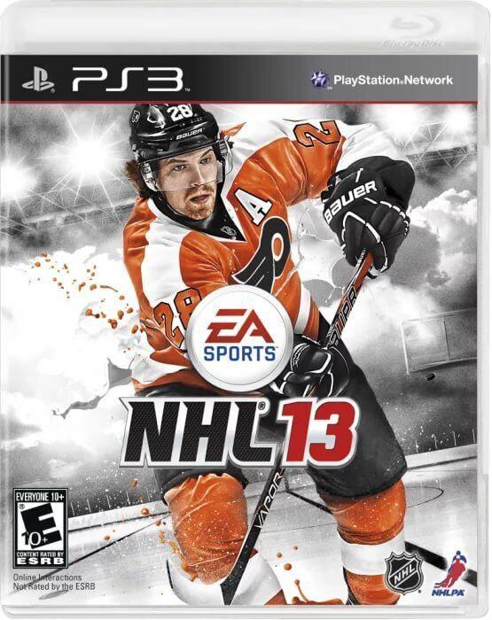 Диск PS3 NHL 2013
