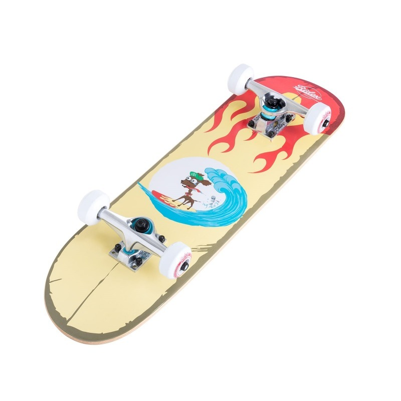 Скейтборд Ridex 27.5`x7.5 ABEC, Surf