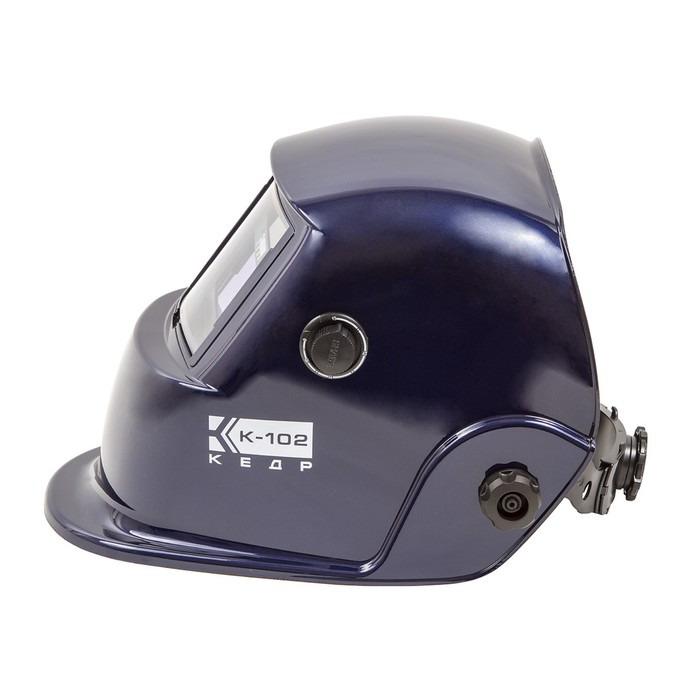 Маска Кедр К-102 8005123 синяя
