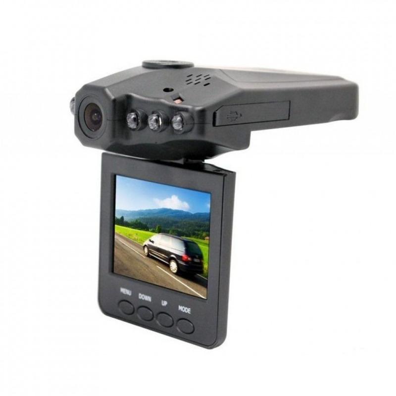 Видеорегистратор HD Portable DVR 2.5 TFT LCD Screen