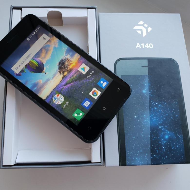 Смартфон DEXP A140