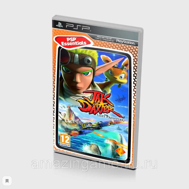 Диск для PSP JakDexter