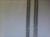 Цепь Нонна, б/у, п/ц Серебро 925 вес 6.04 г