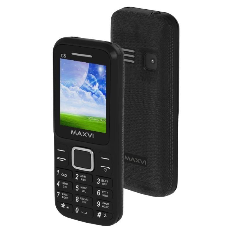 Телефон Maxvi C5