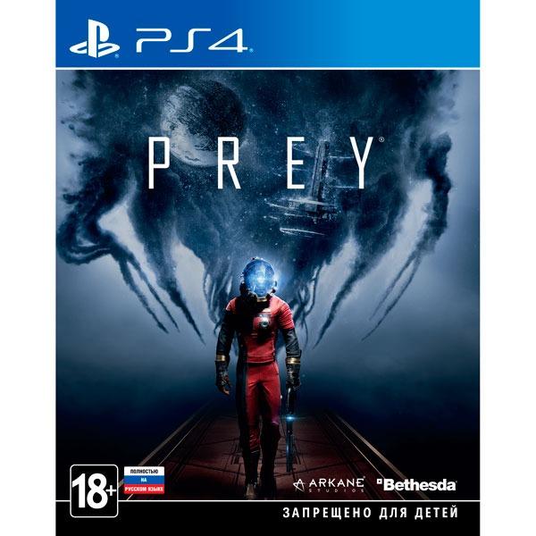 Диск PS4 Prey